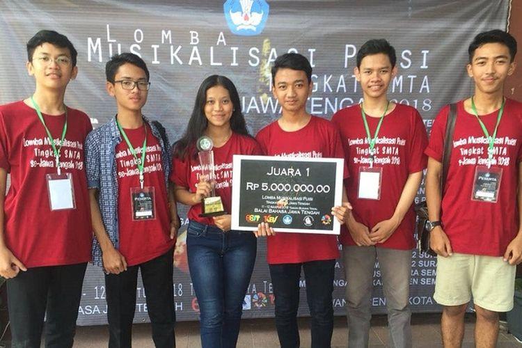 SMA N 2 Pati, Jawa Tengah
