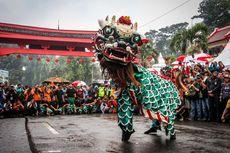 Rekayasa Lalu Lintas Saat Perayaan Cap Go Meh di Gajah Mada dan Hayam Wuruk