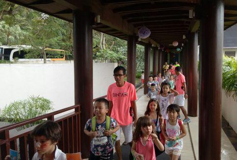 Ini Dia Resor Ramah Anak, Ada Klub Khusus Penuh Wahana Edukasi