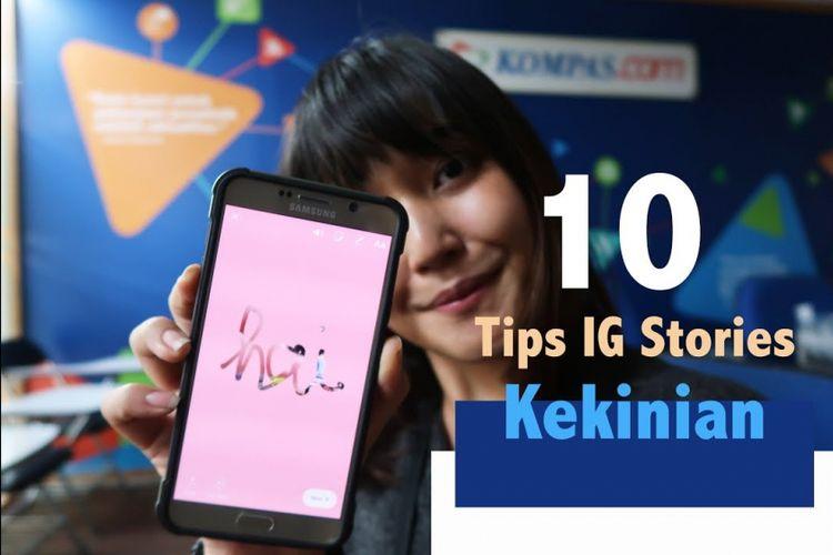 10 tips Instagram Kekinian