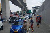 Cegah Kesemrawutan, MRT Jakarta Akan Pagari Trotoar di Lebak Bulus