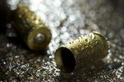 Polisi Periksa Peluru yang Mengenai Ruangan Anggota DPR