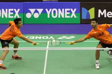 Berry/Hardianto Kalah, Indonesia Tanpa Gelar di New Zealand Open 2018
