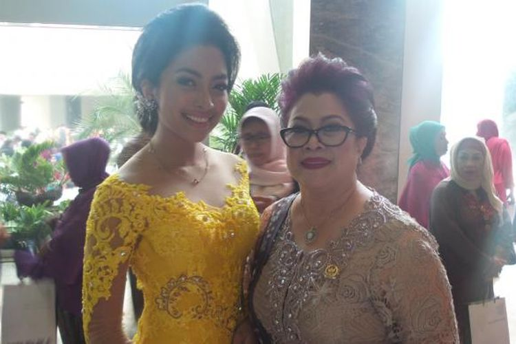Puteri Indonesia Pariwisata 2011 Andi Tenri Natassa Nyaleg Lewat Perindo