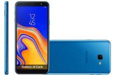 Galaxy J4 Core Resmi Meluncur, Ponsel Android Go Kedua Samsung
