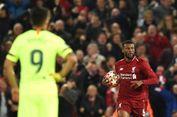 Liverpool Vs Barcelona, Wijnaldum Sempat Marah ke Klopp