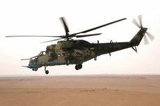 Suriah Jadi Ladang Uji Coba Teknologi Senjata Militer Rusia