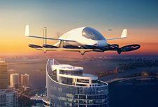 Mobil Terbang Bikin Bisnis Hunian dan 'Skyport' Menjanjikan