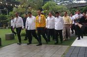 Presiden Buka Puasa Bersama Relawan Golkar Jokowi