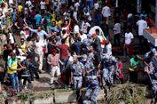 Massa Pendukung PM Etiopia Dilempar Granat, 83 Orang Terluka