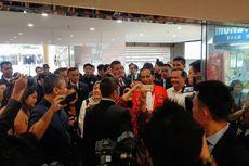 Presiden Jokowi Buat Heboh Lucky Plaza Singapura