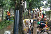 Pipa Terdampak Proyek LRT, Suplai Air di Sejumlah Wilayah DKI Akan Terganggu
