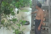 Banjir Rendam Sumur, Warga Prabumulih Terpaksa Beli Air Isi Ulang