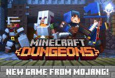 Game Petualangan Minecraft: Dungeons Dirilis Tahun Depan