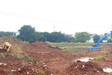 Kebut Pengerjaan Waduk Kampung Rambutan, Jam Kerja Ditambah pada Malam