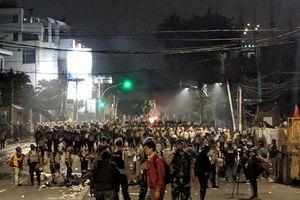 Kapolres Jakarta Barat: Mayoritas Pelaku Kerusuhan Bukan Warga Jakarta