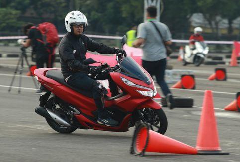 """Hasil Tes Awal Performa Mesin, """"Handling"""", dan ABS PCX Lokal"""