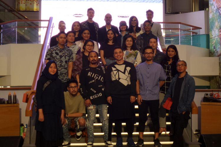 Kolaborasi (X)SML dan Mario Kahitna Ramaikan PIMFW 2018