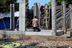 Rekonstruksi Pasca-gempa Lombok, 61.000 Rumah Sedang Dibangun