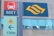 Direktur MRT Singapura Ditangkap Polisi