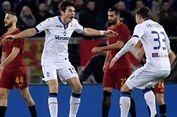 Hasil Lengkap Liga Italia, Napoli Kian Mantap, AS Roma Kalah