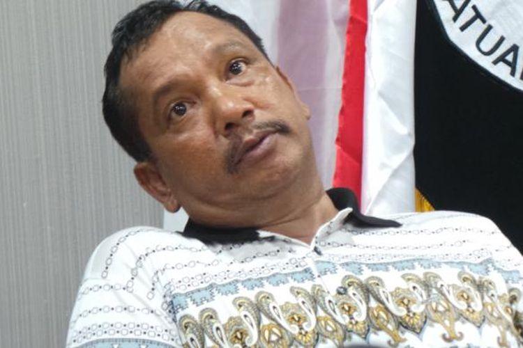 Aiptu Labora Sitorus, Anggota Polres Raja Ampat, Papua, yang diduga memiliki rekening gendut sebesar Rp 1, 5 triliun.