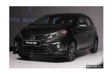 Daihatsu Sirion Terbaru Segera Meluncur