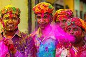 """Mitologi hingga Kisah Cinta di Balik Perayaan """"Holi"""" di India"""
