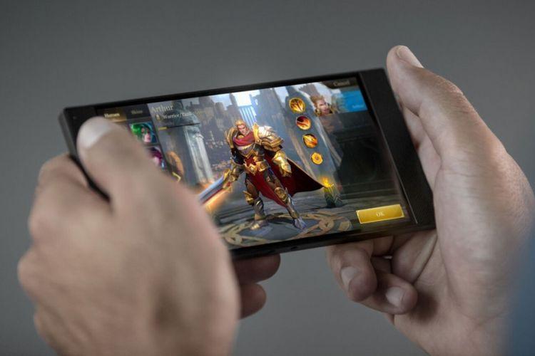Phone gaming Razer