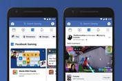 Facebook Sediakan Tab Khusus Gaming
