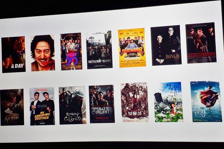 Ini dia ke-14 film yang akan ditayangkan dalam gelaran Korea Indonesia Film Festival (KIFF) yang akan diadakan di empat lokasi CGV Cinemas, yakni di Jakarta, Bandung, Surabaya, dan Medan. Acara ini akan berlangsung pada 14-17 September 2017 mendatang.