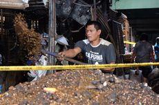 Mendag: Korban Kebakaran Pasar Induk Kramat Jati Tak Perlu Cemas soal Bantuan
