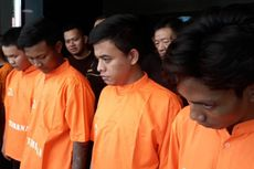Geng Motor yang Kerap Begal Pengendara di Bekasi Diringkus Polisi