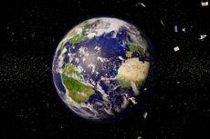 Objek Kecil Mirip Kantong Plastik Terpantau di Atmosfer Bumi