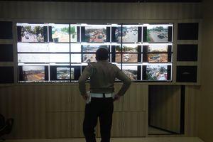 Uji Coba Tilang Elektronik, Kamera CCTV Dipasang di 3 Titik di MH Thamrin