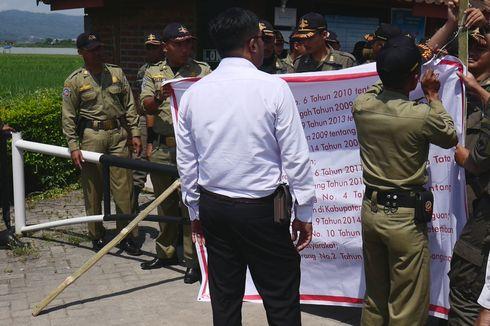 Enam Tahun Beroperasi Tanpa Izin, Obyek Wisata Kampoeng Rawa Ditutup