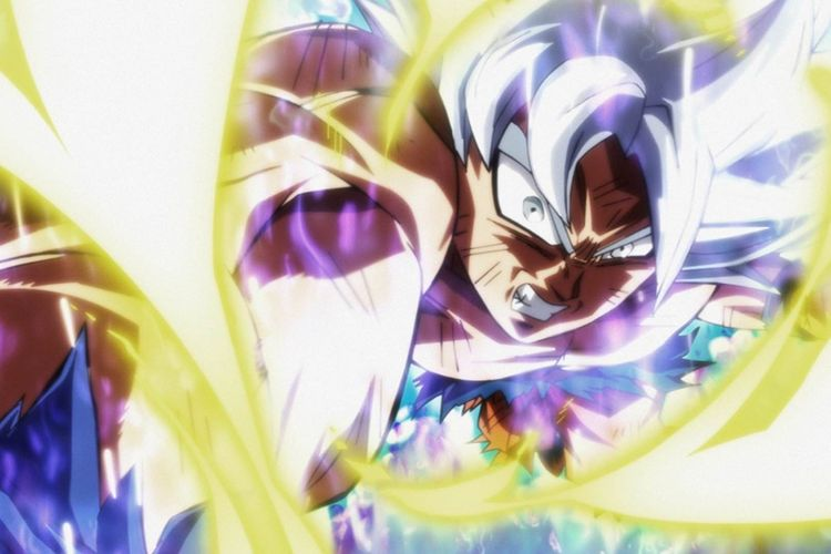 Karakter Son Goku dalam Dragon Ball Super