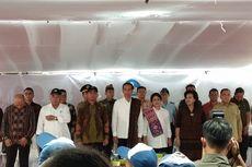 Jokowi Menginap Semalam di Pulau Paling Selatan di Indonesia