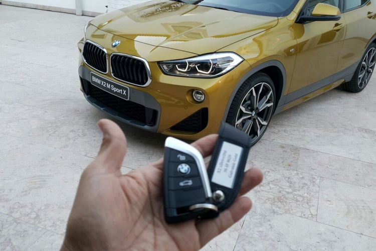 Setiap detail yang ada di BMW X2 M Sport banyak mencerminkan hal kekinian