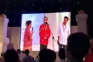 Jokowi: Coba yang Pernah Utang SGPC Maju, Saya Mau Lihat yang Sering 'Ngutang'...