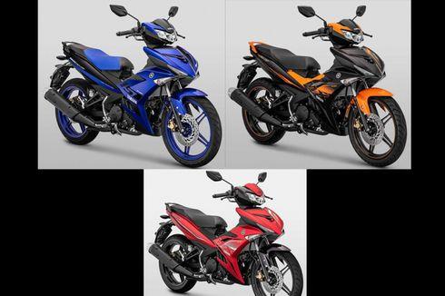 Daftar Pilihan Sepeda Motor Bebek di Awal Tahun