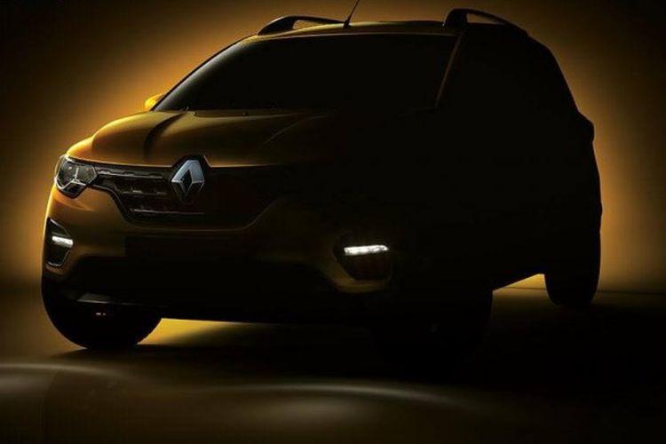 Renault Triber, Calon LMPV murah Renault siap meluncur 19 Juni 2019