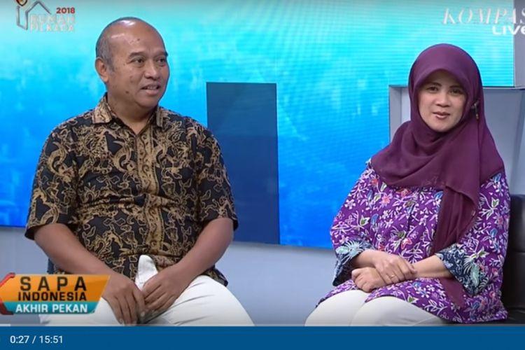 Teddy Unggul Wicaksono (55) dan Yana Kusryanti (55) pasangan yang baru saja berkeliling Eropa dan Asia berdua, menggunakan mobilnya selama delapan bulan, hingga 5 Januari 2018.