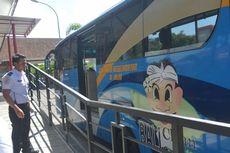 Bus Trans Sarbagita di Bandara Ngurah Rai Kembali Beroperasi