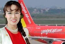Nguyen Thi Phuong, Miliarder Wanita Pemilik Maskapai Pramugari Berbikini