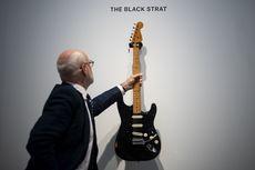 Lelang 126 Gitar, Vokalis Pink Floyd David Gilmour Raup Rp 297 Miliar