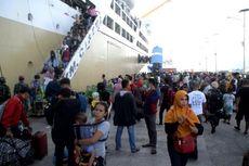 Puncak Arus Mudik, 5000 Penumpang Turun di Pelabuhan Baubau