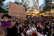 'Aksi 2 Juta Orang' Tolak UU Ekstradisi, Pemimpin Hong Kong Minta Maaf