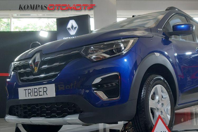 Renault Triber di Indonesia