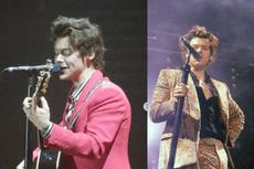 Inspirasi Busana Flamboyan Ala Harry Styles